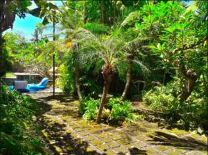 A view of the pool at Pool Villa With Lush Garden in Heart of Seminyak or nearby