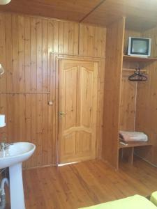 Ванная комната в Пансионат Уральский Теремок