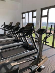 The fitness center and/or fitness facilities at City Centre 2 Bed Room Apartment