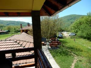 Pogled na planinu ili pogled na planinu iz pansiona sa uslugom doručka