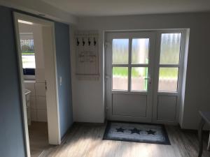 Küche/Küchenzeile in der Unterkunft Ferienappartements Holger Plescher