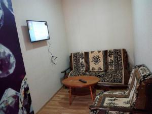 A seating area at Sofia Guest House