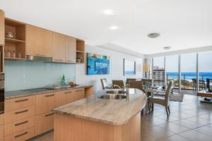 A kitchen or kitchenette at The Sebel Maroochydore