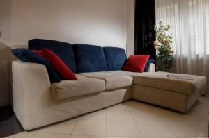 Ein Sitzbereich in der Unterkunft The Queen Luxury Apartments - Villa Serena