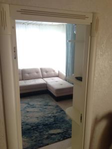 Гостиная зона в Apartment Nagornaya