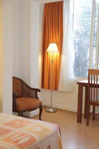 Zona de estar de Hotel Casa Gonzalez