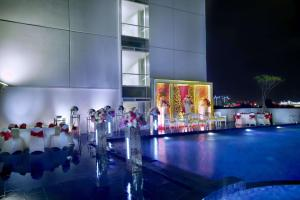 The swimming pool at or close to Aston Pluit Hotel & Residence