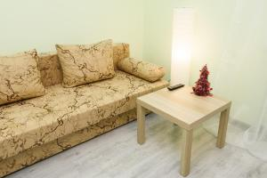 """A seating area at """"SelimVseh"""" at Universitetskiy"""
