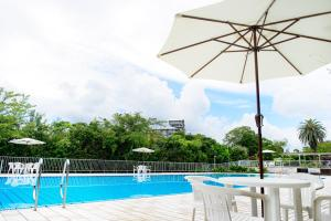 The swimming pool at or near Shima Kanko Hotel The Classic
