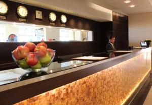 Лобби или стойка регистрации в Safir Fintas Hotel Kuwait