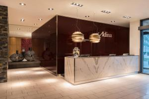 The lobby or reception area at Adina Apartment Hotel Copenhagen