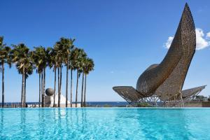 The swimming pool at or near Hotel Arts Barcelona