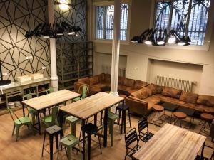 Ресторан / где поесть в Safestay Barcelona Gothic