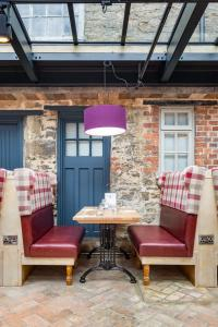 A seating area at The Bull Hotel
