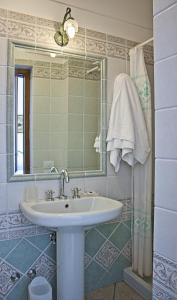 A bathroom at Villa Palumbo B&B