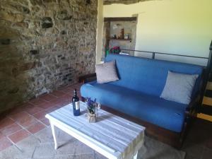 Area soggiorno di Rustico Langa Relax