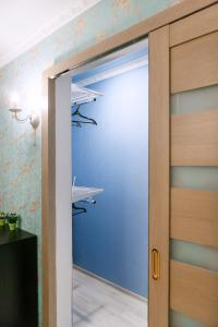 A bathroom at Samara Сosmos