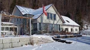 Bed & Breakfast Casa Almeida im Winter