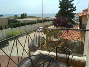 Balkon ili terasa u objektu Paschalia Studios