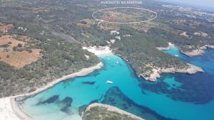 A bird's-eye view of Agroturisme Na Martina