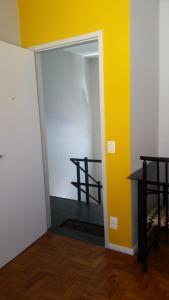 Cama ou camas em um quarto em Apartamento PUC Minas