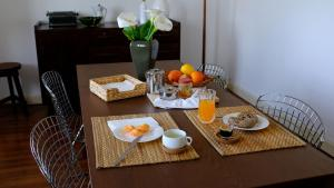 Breakfast options available to guests at Sentido Figurado