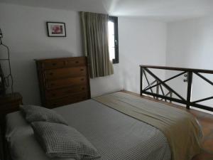 Cama o camas de una habitación en Finca Fajardo La Vegueta