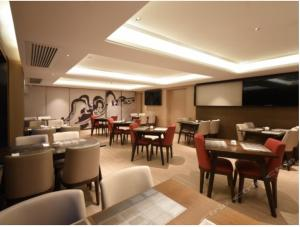 A restaurant or other place to eat at Guangzhou City Join Hotel Shipai Qiao Branch