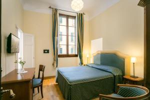 Cama o camas de una habitación en Soggiorno Campos