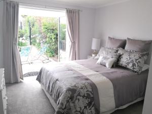 Cama o camas de una habitación en Terra Nostra
