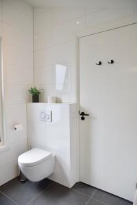 Een badkamer bij Het Torentje aan de IJssel