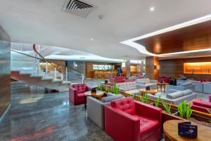 Ресторан / где поесть в The Preluna Hotel