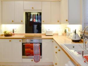 A kitchen or kitchenette at Chiara