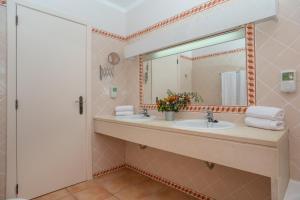 Een badkamer bij Colina Da Lapa Resort