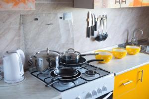 Кухня или мини-кухня в Guest House Dolce Vita