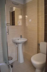 Łazienka w obiekcie Family Homes - Dom Wakacyjny EDA