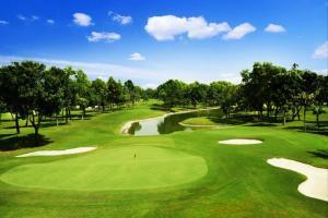 Tiện nghi golf gần/tại biệt thự