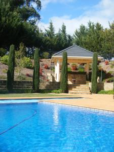 The swimming pool at or near Montfort Manor