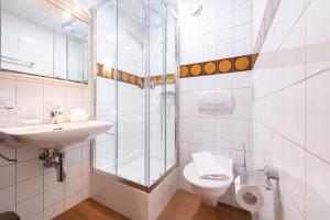 Ein Badezimmer in der Unterkunft Hotel Lungwah