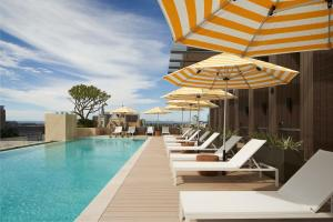 The swimming pool at or close to The Westin Perth