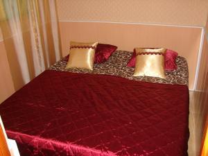 Кровать или кровати в номере Солнечный Дворик