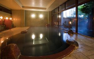 The swimming pool at or near Naniwa Issui