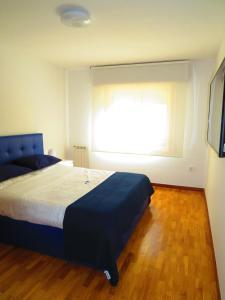 Uma cama ou camas num quarto em PortoHouse
