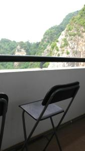 A balcony or terrace at Penaga Condominium