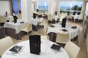 Ресторан / где поесть в Hotel Albahia Alicante