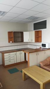 A kitchen or kitchenette at Karenta