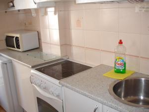 Una cocina o zona de cocina en 236