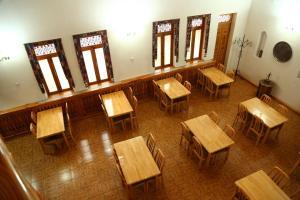 Ресторан / где поесть в Отель Малика Классик