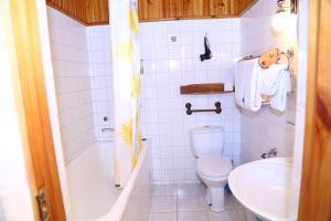 Ванная комната в Отель Малика Классик
