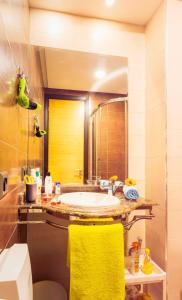حمام في Appartement Mogador CASABLANCA